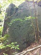 Rock Climbing Photo: Awatateki (East) Face