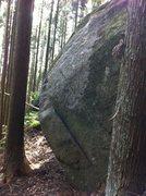 Rock Climbing Photo: Slabby Man
