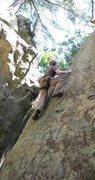 Rock Climbing Photo: PWV