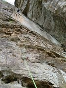 Rock Climbing Photo: Very fun 5.6