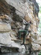Rock Climbing Photo: Ryan on Chips