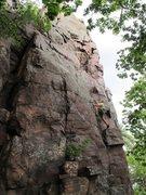 "Rock Climbing Photo: Burt starts up ""Chicken Tonight"""