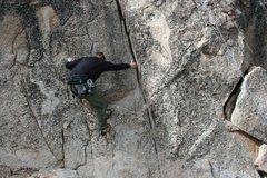 Rock Climbing Photo: shantytown swing