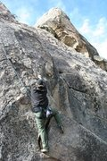 Rock Climbing Photo: I think this is Belleville?