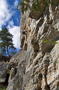 Rock Climbing Photo: Dan Gleason -Grown Up Points
