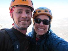 Rock Climbing Photo: ..but we can do it!
