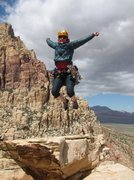 Rock Climbing Photo: top of lotta balls