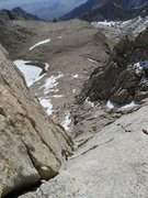 Rock Climbing Photo: P1 (regular start)