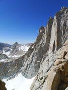 Rock Climbing Photo: Keeler Needles