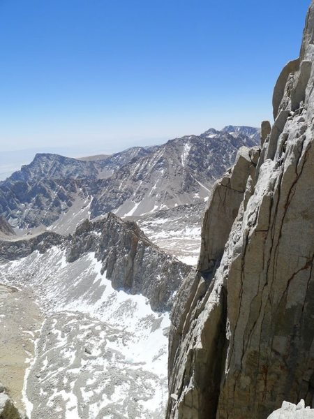 another view of Pinnacle Ridge
