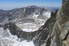 Rock Climbing Photo: another view of Pinnacle Ridge