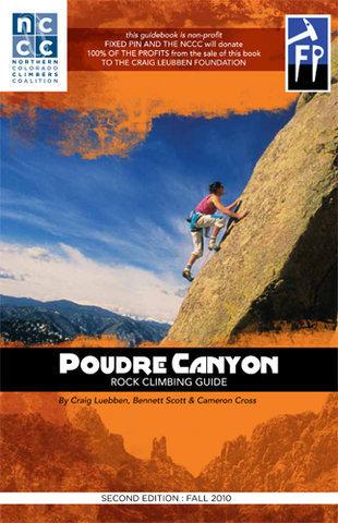 Poudre Canyon, Rock Climbing Guide.