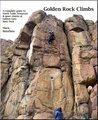 Rock Climbing Photo: Golden Rock Climbs.