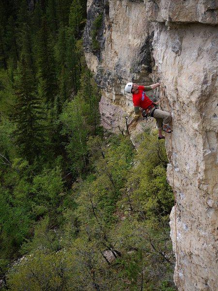 Rock Climbing Photo: Yeah.  Superb.