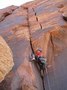 Rock Climbing Photo: great feet !?