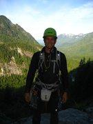 Rock Climbing Photo: Mount Garfield - Infinite Bliss