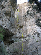 Rock Climbing Photo: Persona Non Grata, 5.10c