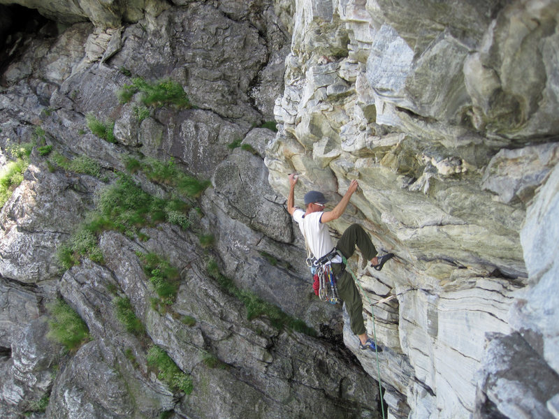 Rock Climbing Photo: Skinny sends!