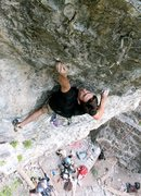 Rock Climbing Photo: Liquid Oxygen