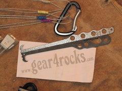 Rock Climbing Photo: gear for rocks