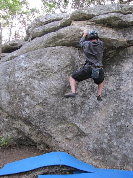 Rock Climbing Photo: 3/30/2011