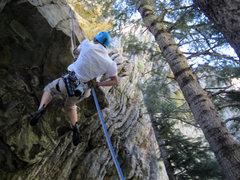 Rock Climbing Photo: Rapel