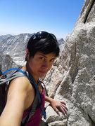 Rock Climbing Photo: E Buttress of Whitney