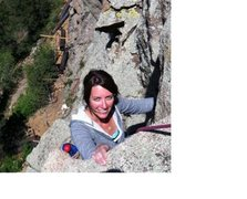 Rock Climbing Photo: One time I went climbing. This is what it looked l...
