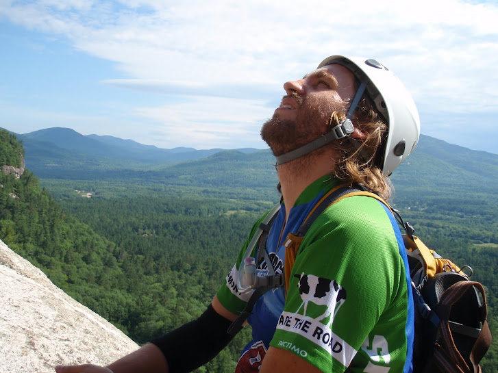 Rock Climbing Photo: On Whitehorse