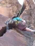 Rock Climbing Photo: the last rest