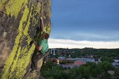 Rock Climbing Photo: Rapid City