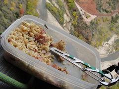 Rock Climbing Photo: nice fork