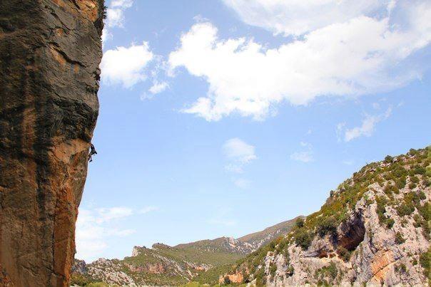 Climbing Objectivo M May 2012