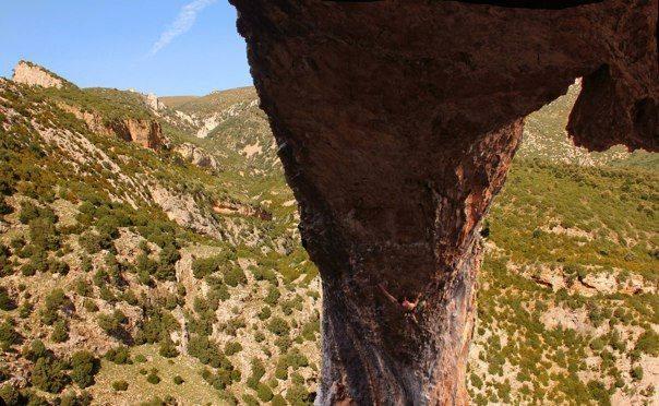 Trying my dream climb... worth the world travel