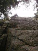 Rock Climbing Photo: Easy, fun, and clean.