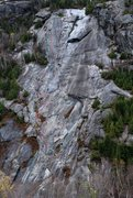 Rock Climbing Photo: regular route, emress, greenleeves