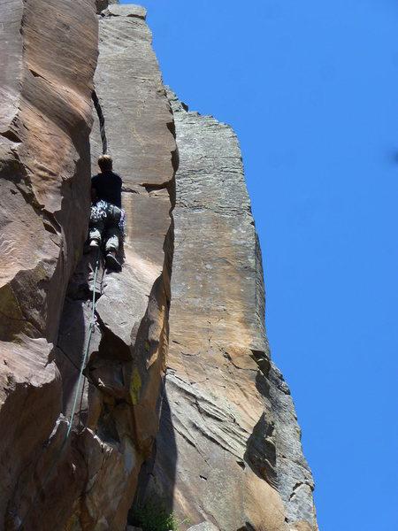 Rock Climbing Photo: [...]