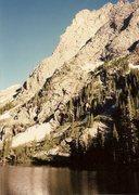 Rock Climbing Photo: The ridge of . . .?