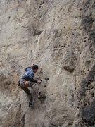 Rock Climbing Photo: Brent Larsen is always Blowin' Kisses At Disintere...
