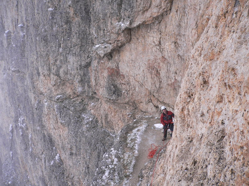 Rock Climbing Photo: Dolomites