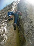 Rock Climbing Photo: Nathan Fitzhugh  5-27-12