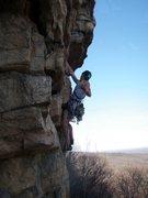 Rock Climbing Photo: Son of Easy O