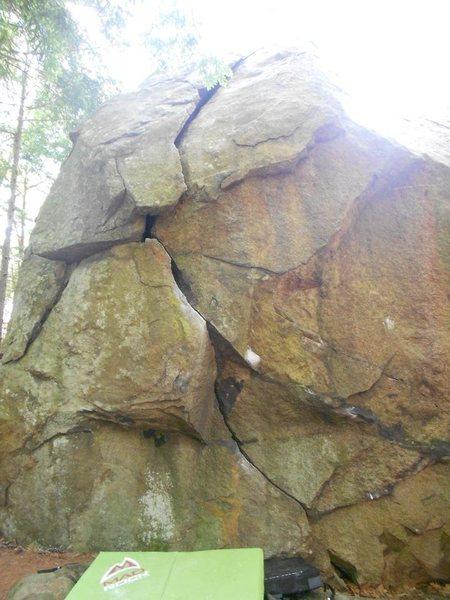 Rock Climbing Photo: C.R.E.A.M.
