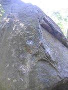 Rock Climbing Photo: hueco problem