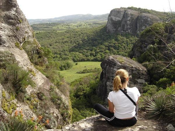 Rock Climbing Photo: cacapava do Sul / RS