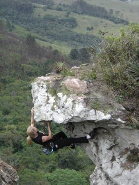 Rock Climbing Photo: Morro da Palha / RS