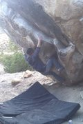 Rock Climbing Photo: Sick problem