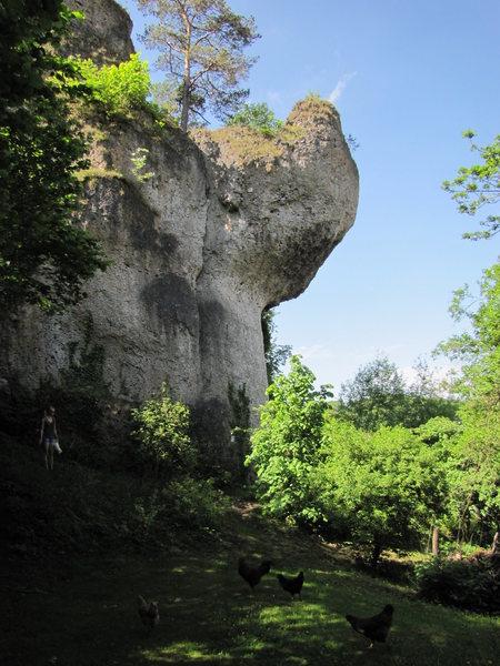 Rock Climbing Photo: Gernerfels