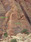 Rock Climbing Photo: The Cello