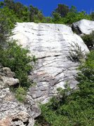 Rock Climbing Photo: Cosmic Thing